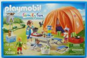 playmobil 70089 Family Camping Trip